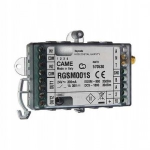 Bramka GSM CAME CONNECT 806SA-0010